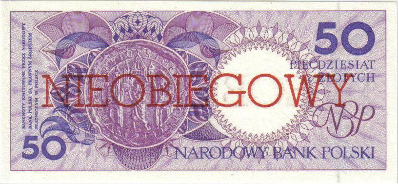 50 złotych 1990 – Wrocław